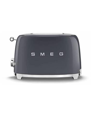 Tmavosivý sendvičovač SMEG