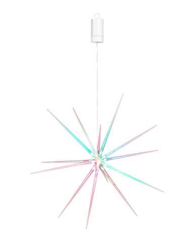 Svetelná LED dekorácia Markslöjd Bright Multicolor ø 53 cm