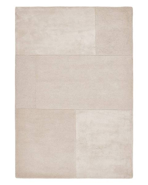 Asiatic Carpets Svetlokrémový koberec Asiatic Carpets Tate Tonal Textures, 120 x 170 cm