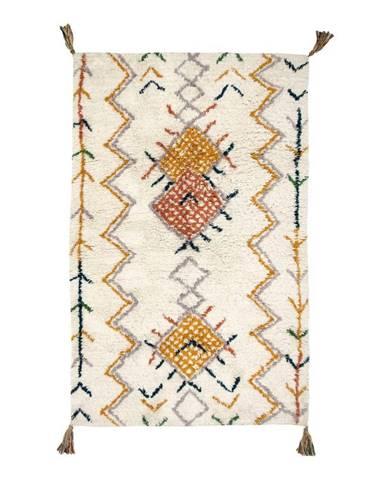Bavlnený koberec Nattiot Trishna, 100×160 cm