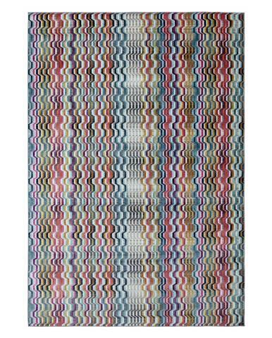 Farebný koberec Asiatic Carpets Wave, 160 x 230 cm