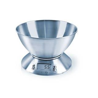 Orion Digitálna kuchynská váha nerez 130572