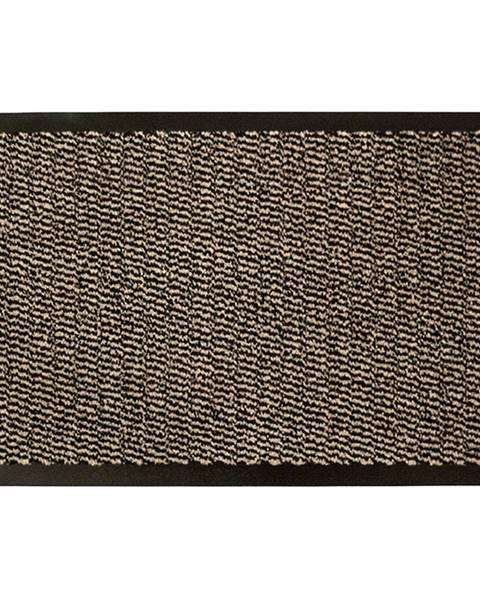 Kvalitex Vopi Vnútorná rohožka Mars sv. béžová 549/027, 60 x 80 cm