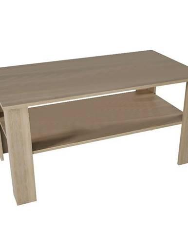 Konferenčný stolík dub sonoma GAUDI