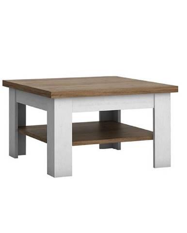 Konferenčný stolík sosna Andersen/dub lefkas PROVANCE