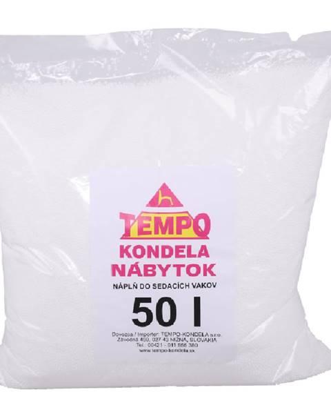 Tempo Kondela Náplň do sedacích vakov EPS polystyrénové guľôčky balenie 50 l