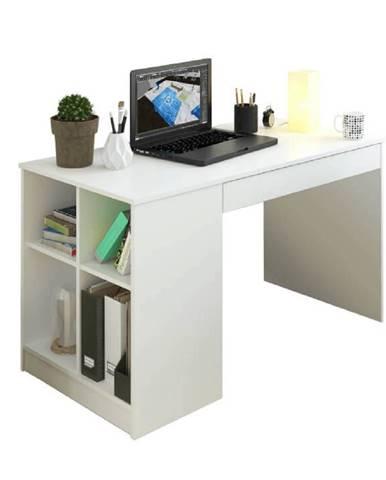 PC stôl biela VENDI