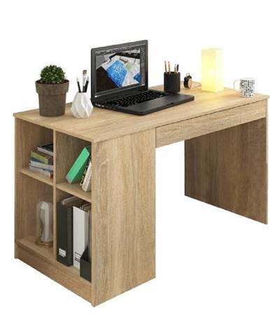 PC stôl dub sonoma VENDI