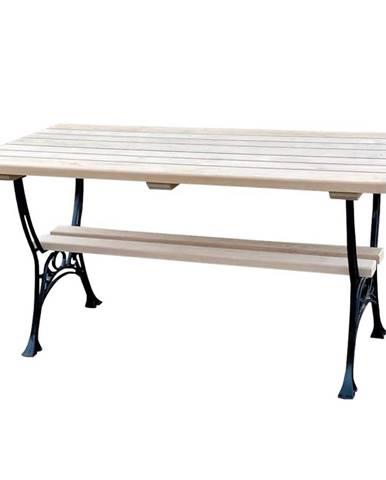 Královský stůl přírodní dřevo
