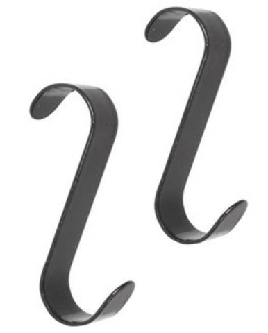 Vešiak čierny Kala 2so-blk