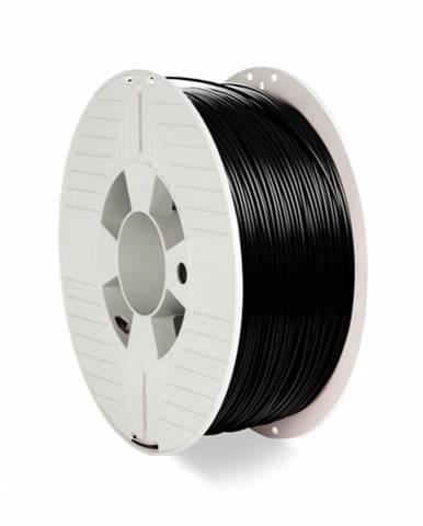 3D filament Verbatim, PET-G, 1,75 mm, 1000 g, 55052, black