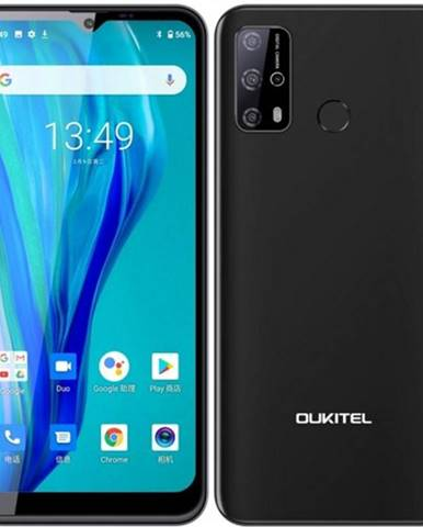 Mobilný telefón Oukitel C23 PRO 4GB/64GB, čierny