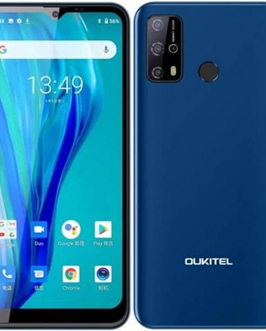 Mobilný telefón Oukitel C23 PRO 4GB/64GB, modrý