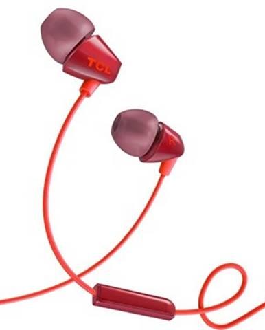 Slúchadlá do uší TCL SOCL100OR, oranžové