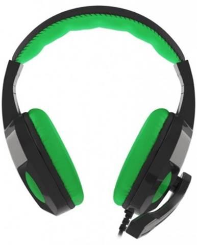 Herné slúchadlá Genesis Argon 100, zelené