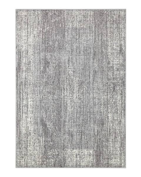 Hanse Home Sivo-krémový koberec Hansa Home Celebration Gurho, 80 x 150 cm