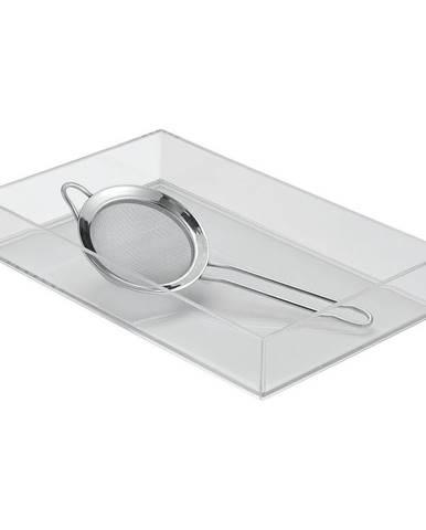 Kuchynský organizér InterDesign Clarity, 8 x 12cm