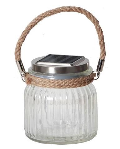 LED lampáš Best Season Glass