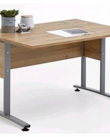 Písací stôl Calvia 1, starý dub%