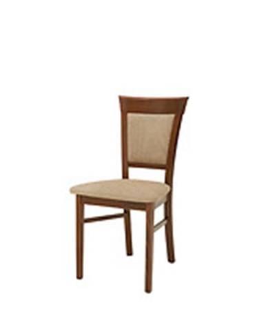BRW Jedálenská stolička KENT SMALL Prevedenie dreva Trax