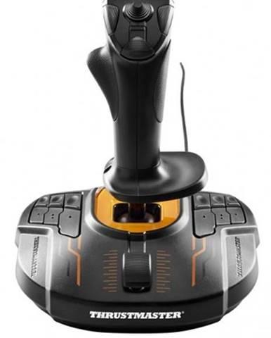 Joystick Thrustmaster T16000M FCS, čierny/oranžový