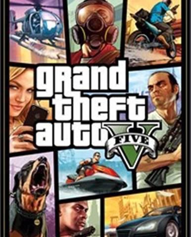 XBOX hra - Grand Theft Auto V Premium Edition