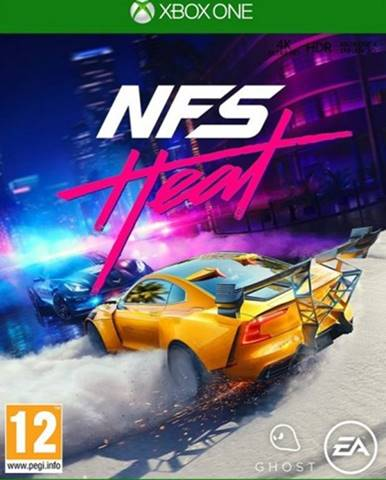 XBOX hra - Need for Speed Heat