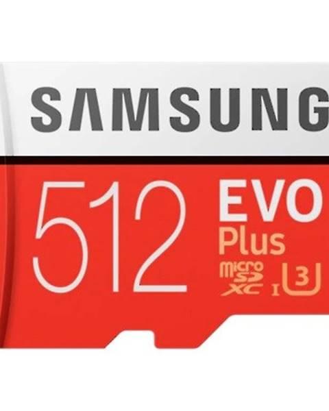 Samsung Micro SDXC karta Samsung EVO Plus 512GB