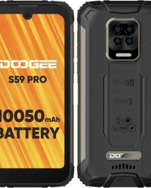 Doogee Odolný telefón Doogee S59 PRO 4 GB/128 GB, čierny