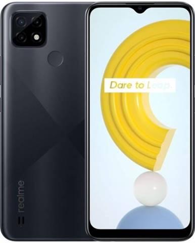 Mobilný telefón Realme C21 3GB/32GB, čierna