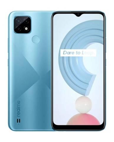 Mobilný telefón Realme C21 3GB/32GB, modrá
