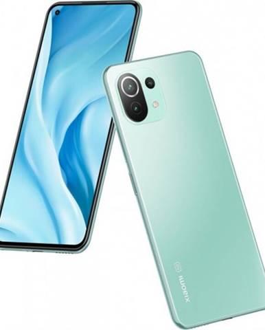 Mobilný telefón Xiaomi Mi 11 Lite 5G 6GB / 128GB, zelená + ZADARMO Smart náramok Xiaomi Mi Band 6 v hodnote 45,90€