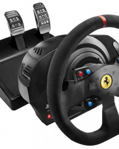 Sada volantu a pedálov Thrustmaster T300 Ferrari 599XX EVO