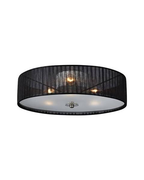 Markslöjd Čierne stropné svietidlo Markslöjd Byske, ⌀ 40 cm