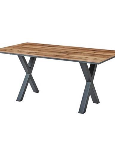 Jedálenský stôl PRATO alpine lodge/grafit