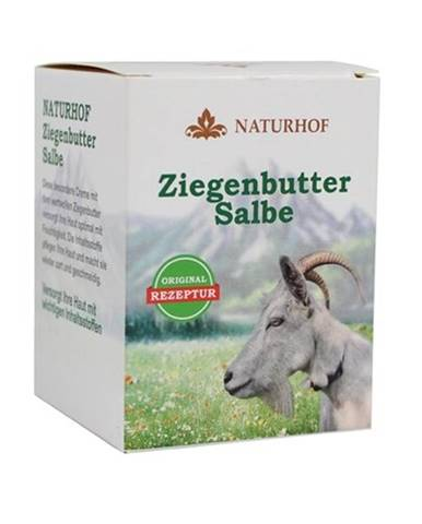 Krém s kozím maslom Naturhof, 100 ml
