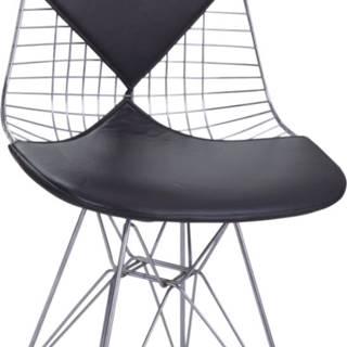 ArtD Jedálenská stolička Net Double inšpirovaná Wire chair č