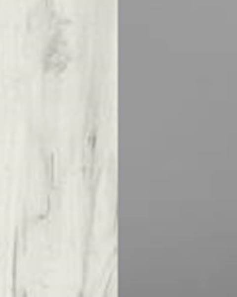 ArtMadex ArtMadex Skrinka Rest R10 dub/craft biely