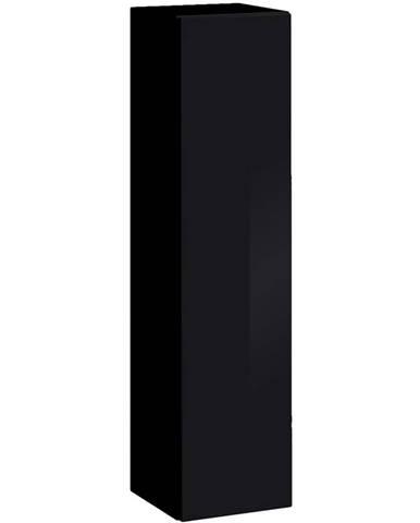 Závesná skrinka Switch SW2 čierna
