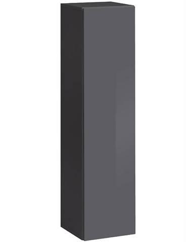 Závesná skrinka Switch SW2 Grafit