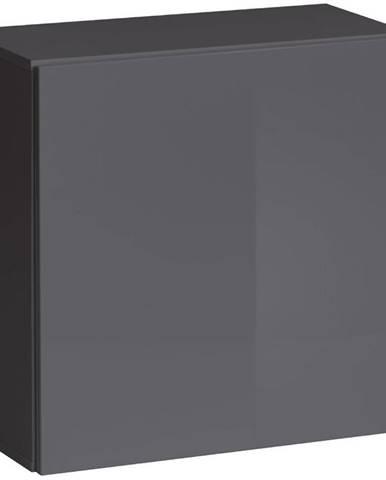 Závesná skrinka Switch SW3 Grafit