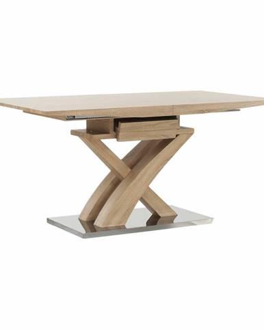 Jedálenský stôl dub BONET NEW TYP 2