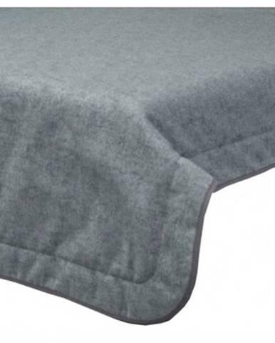 Prehoz na posteľ Navy PRE 27, šedá tkanina%