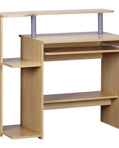 Písací Stôl Dekor Buk