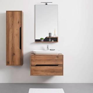 Kúpeľňa Galia S Umývadlom A Svetlom
