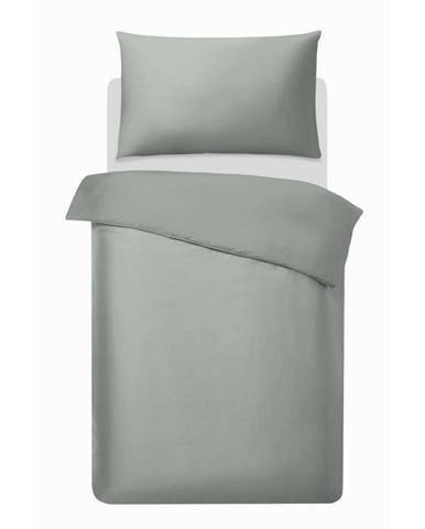 Posteľná Bielizeň Alex Uni, 140/200cm, Platinová