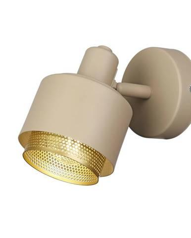Rabalux 3547 Fedora bodové svietidlo zlatá, 15 cm