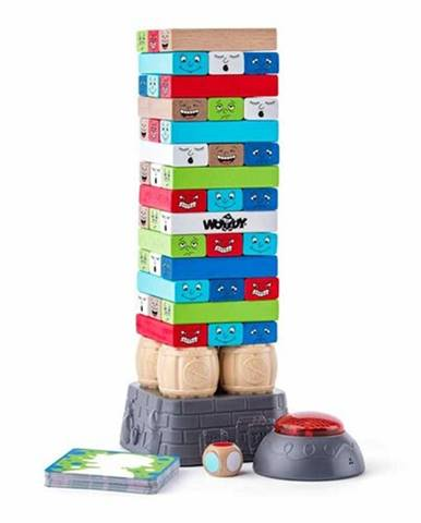 Woody Elektronická hra s časovačom Veža, 10,5 x 29 cm