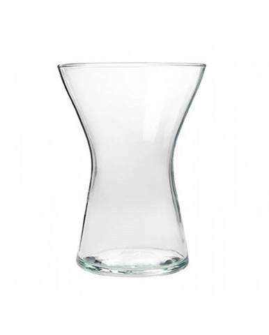 Sklenená váza Spring, 14 x 19,5 cm