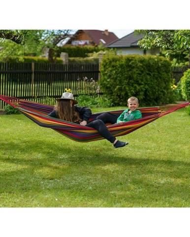 Happy Green Závesné záhradné ležadlo, 200 x 150 cm